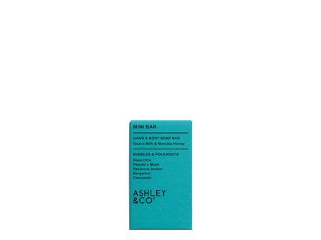 Ashley & Co Mini Bar Bubbles & Polkadots