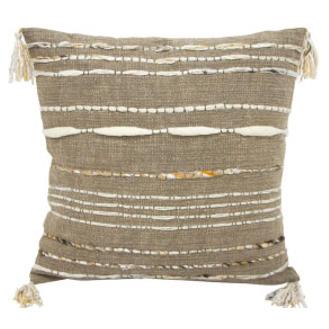 Ashtion Cushion - Light Natural/50x50cm