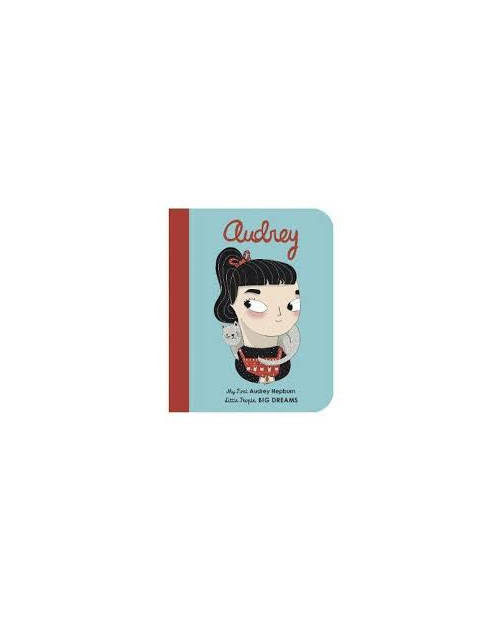 Audrey Hepburn Board Book