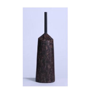 Autumn Vase - Distressed Chocolate - Large