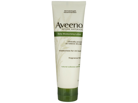 Aveeno Active Natural Daily Moisturising Body Lotion 71mL