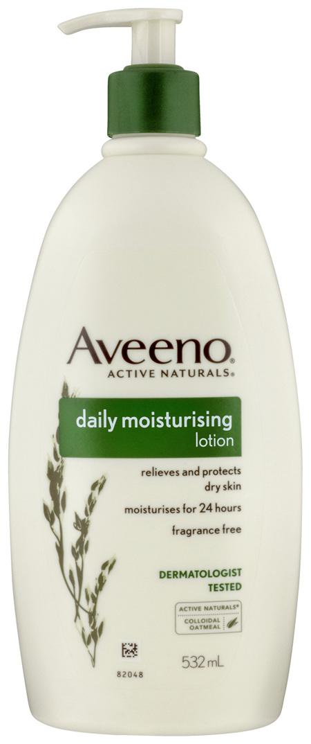 Aveeno Active Naturals Daily Moisturising Body Lotion 532mL
