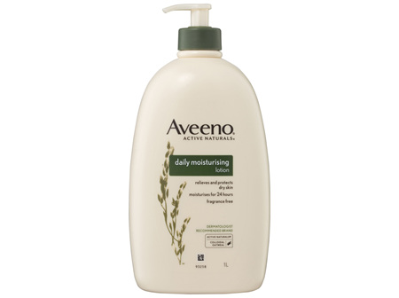 Aveeno Active Naturals Daily Moisturising Body Lotion 1L