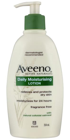 Aveeno Active Naturals Daily Moisturising Body Lotion 354mL