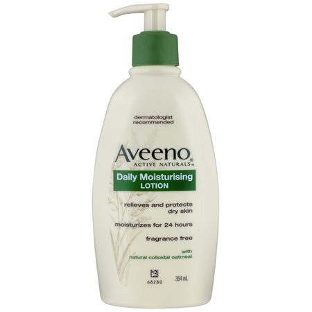 Aveeno Active Naturals Daily Moisturising Body Lotion 354mL