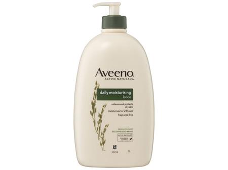 Aveeno Active Naturals Daily Moisturising Body Lotion 1L
