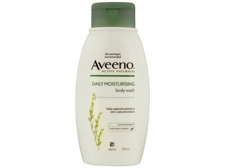 Aveeno Active Naturals Daily Moisturising Body Wash 354mL