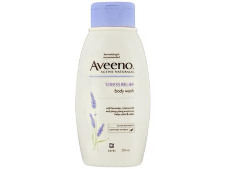 Aveeno Active Naturals Stress Relief Body Wash 354mL