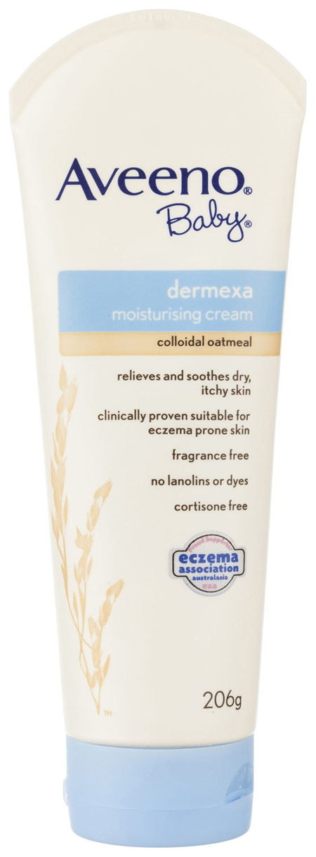 Aveeno Baby Dermexa Moisturising Cream 206g