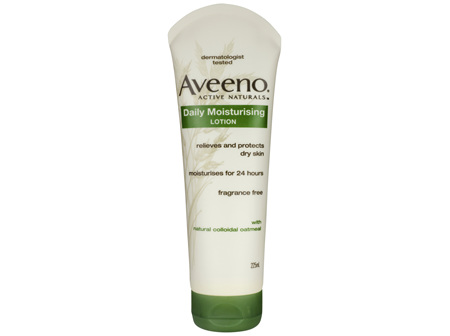 Aveeno Daily Moisturising Body Lotion 225mL