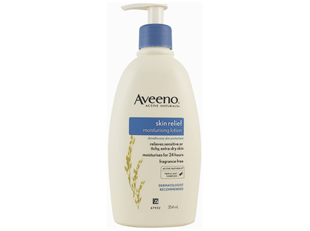 Aveeno Skin Relief Moisturising Body Lotion 354mL