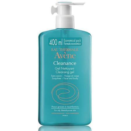 AVENE Cleanance Gel Cleanser 400ml