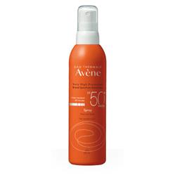 AVENE Sunscreen Spray SPF50+ 200ml