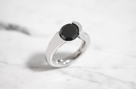 AWARD WINNING DESIGN 'STELLAD' NOW FEATURING A BLACK DIAMOND