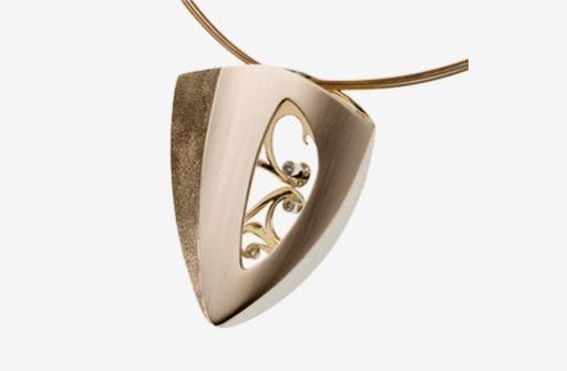 award-winning designer pendant by Inspired Jewellery