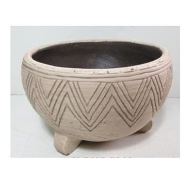 Azzu Bowl - Natural H14x22cm