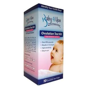 Baby4You Ovulation Predictor Kit 10