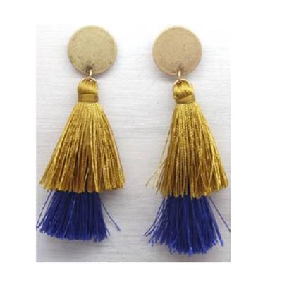 Bahama Fringe Earrings