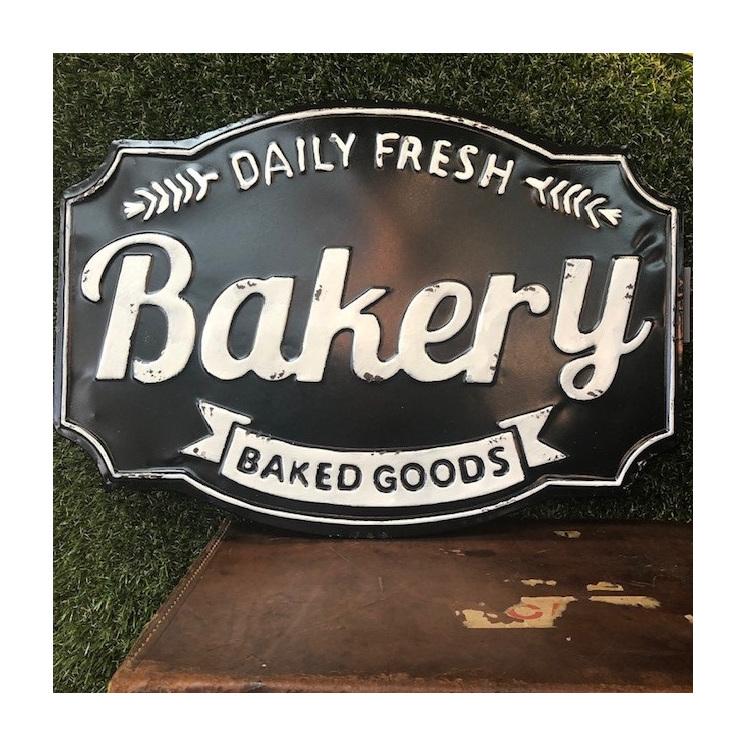 Bakery Plaque