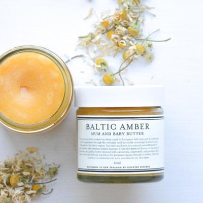 Baltic Amber Butter