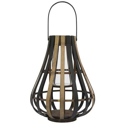 Bamboo Lantern - Tall