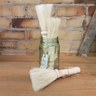 Bamboo Pot Pan & Wok Brush