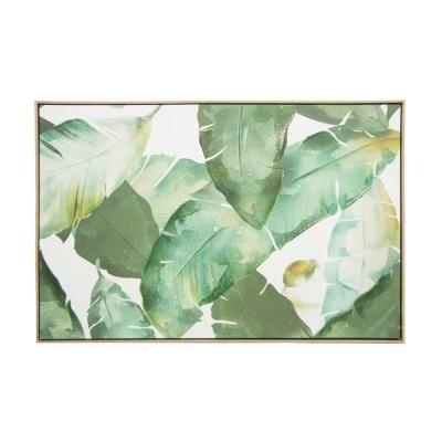 Banana Leaf Parchment Paper Print