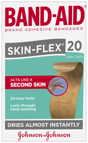Band-Aid Skin-Flex 20 Pack
