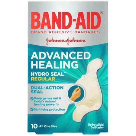 BANDAID Advanced Healing Regular 10s