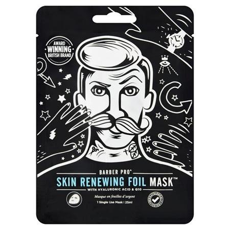 BARBER PRO Foil Mask Skin Renew 25ml