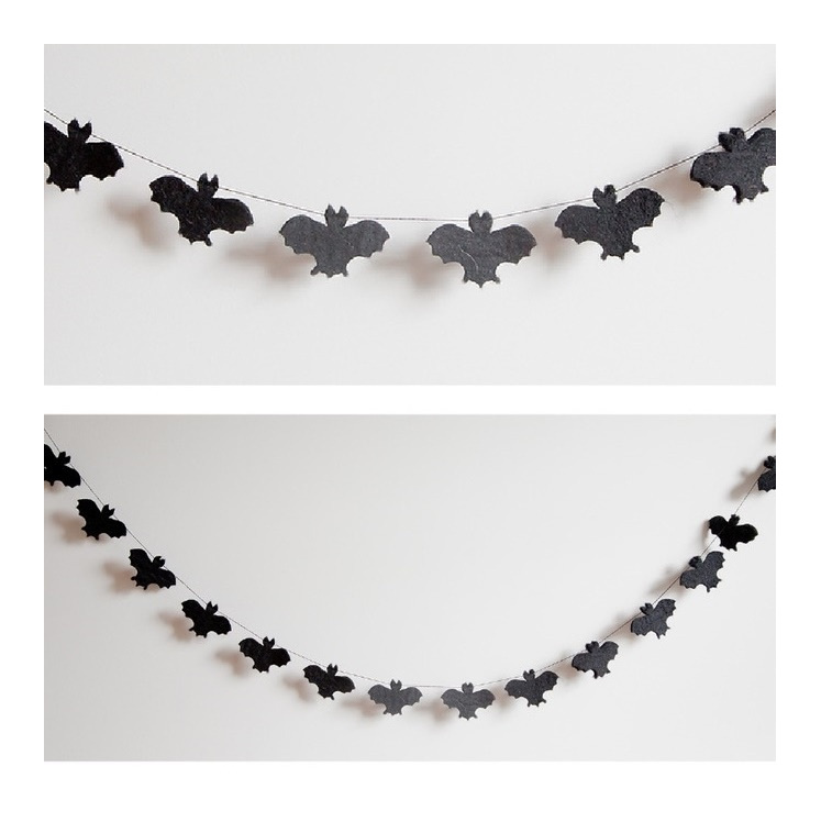 Bat Family Garland