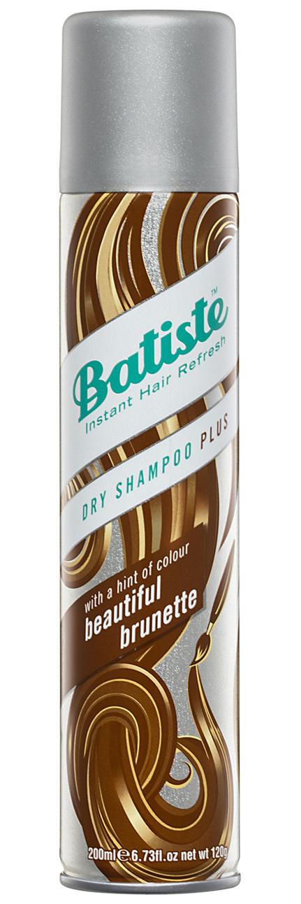 Batiste Brunette Dry Shampoo 200mL