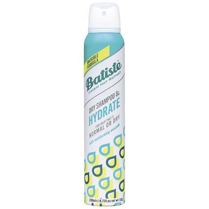 Batiste Dry Shampoo & Hydrate 200mL