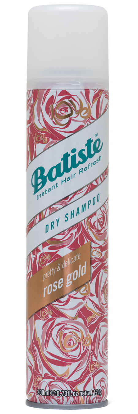 Batiste Dry Shampoo Rose Gold 200mL