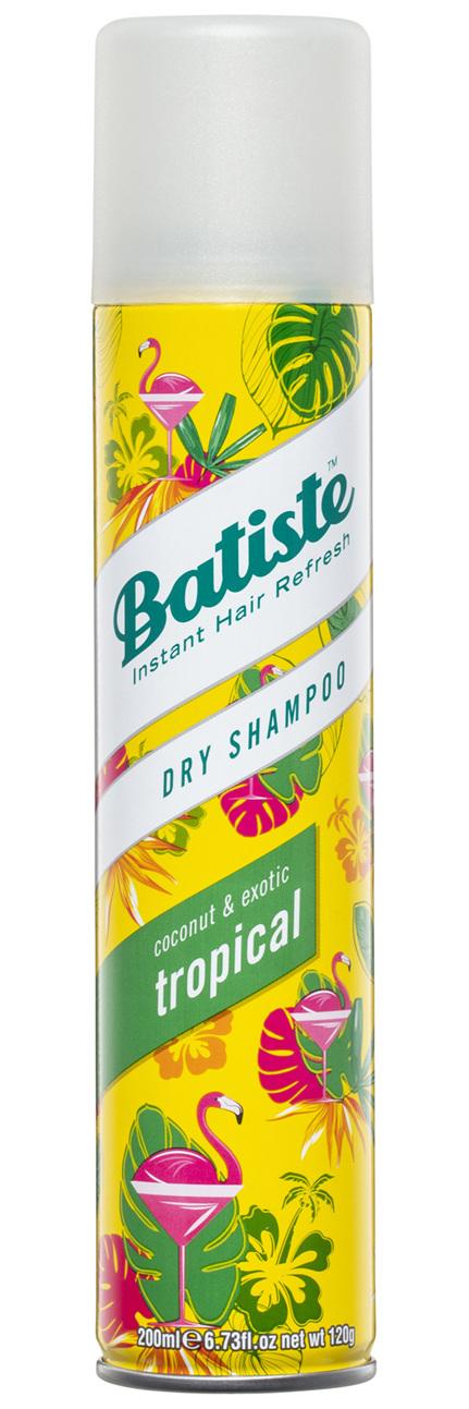 Batiste Tropical Dry Shampoo 200mL