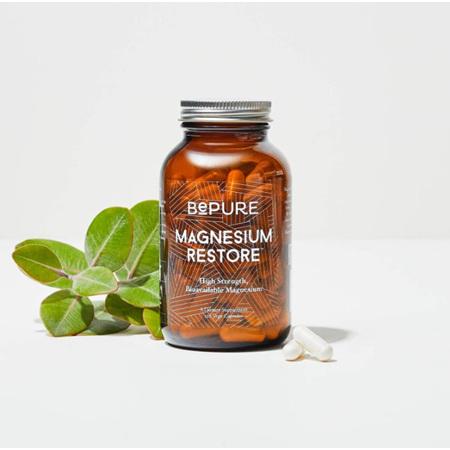 Be Pure Magnesium Restore 120 Caps