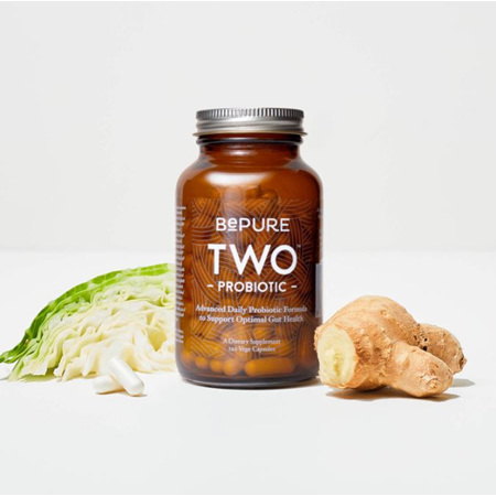 Be Pure Two Probiotic 120 Caps
