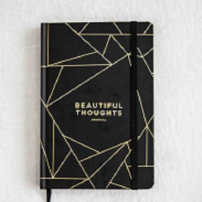 Beautiful Thoughts - Black