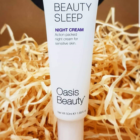 Beauty Sleep Luscious Nightly Skin Repair Cream