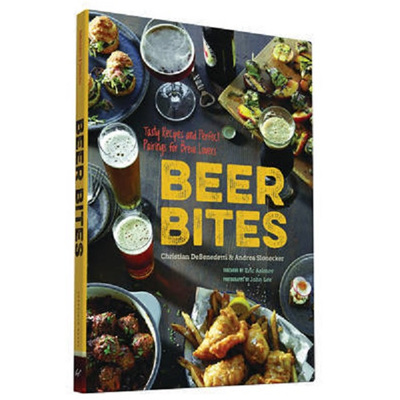 Beer Bites - Tasty Recipes and Perfect Pairings For Brew Lovers