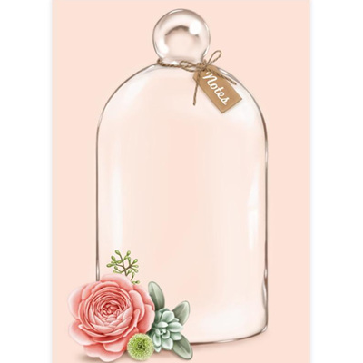 Bell Jar Notepad