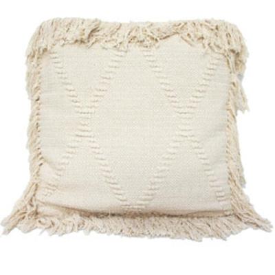 Bella Cushion - Natural/55x55cm