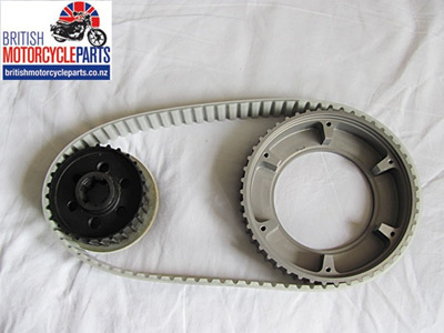 BELT06A Triumph T160 Trident Belt Drive Kit