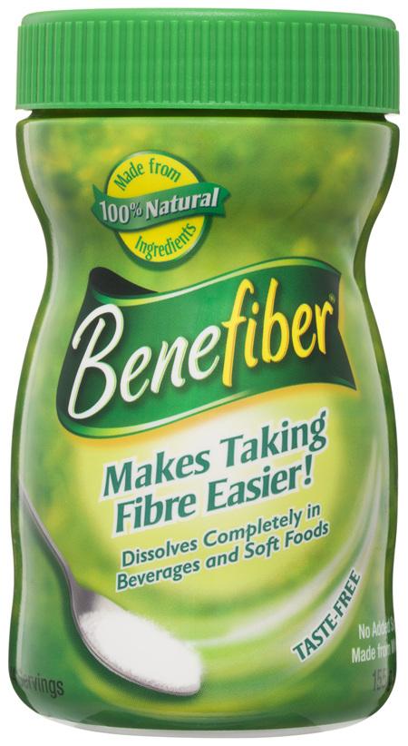 Benefiber Natural Fibre Supplement 155 g