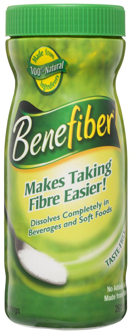 Benefiber Natural Fibre Supplement 261 g