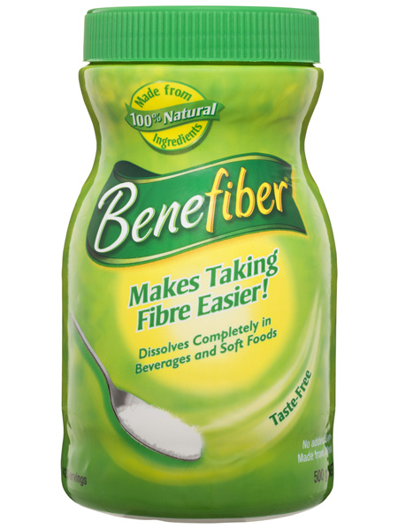 Benefiber Natural Fibre Supplement 500 g