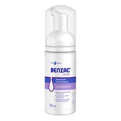 BENZAC Daily Foam Cleanser 130ml