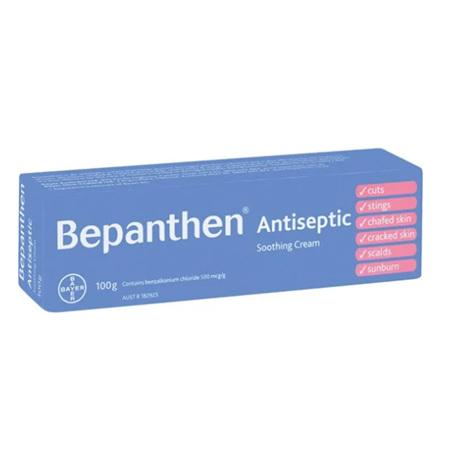 BEPANTHEN Cream 100g