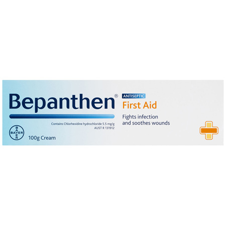 Bepanthen First Aid Cream 100g