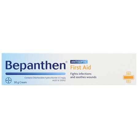 Bepanthen First Aid Cream 30g